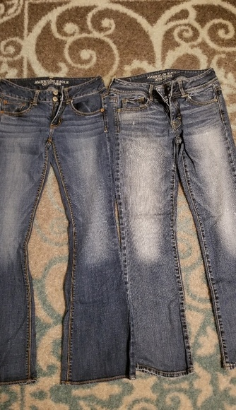 American Eagle Outfitters Denim - American Eagle 2 & 4 Short.